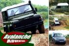 £29.75 instead of £65 for a one hour off-road 4x4 Land Rover experience at Avalanche Adventure - Save 54% [Leicester] @ Groupon