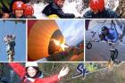 £5 instead of £136 for a 3 month membership to try activities such as hot air ballooning, wine tasting, white water rafting and more, plus booklet of vouchers worth £100 to spend on various activities at Spice - Save 96% @ Groupon