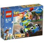 Lego woody and buzz to the rescue, £8.50, sainsburys, instore