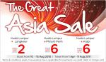 London - KL with Air Asia £139 O/W ++++