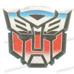 DIY Iron Badge/Patch on Cloth Sticker - Autobot OR, Superman, Manchester United, Spongbob, AC Milan for 83p @ Dealextreme