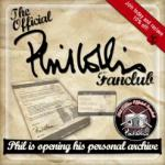 Official Phil Collins Fan Club 10% off 22.49