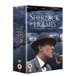 Sherlock Holmes - Complete Collection [16 Disc DVD Set - all 41 Episodes from Four Television Series) £26.97 at Amazon