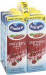Ocean Spray cranberry classic (4x1litre) was £4.22 now £3.37 @ Waitrose