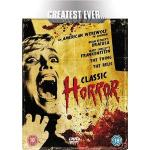 Greatest Ever Classic Horror Steelbook DVD Box Set - An American Werewolf In London, Bram Stoker's Dracula, Mary Shelley's Frankenstein, The Thing & The Relic £2.99 @ Play.com - RRP £34.99!