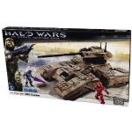 Halo Wars: UNSC Scorpion Tank Vehicle & Mega Bloks HALO UNSC Arctic Wolverine Buildable Playsets £19.99 @ Roys of Wroxham