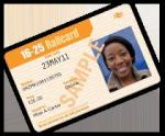 Young Persons Railcard (50% off)Enter e-mail to get it