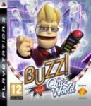 Buzz! Quiz World - PS3 £17.99 @ Sainsburys Entertainment