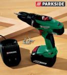 Parkside 18V Cordless Drill,1hr charge, £29.99 @ Lidl NI