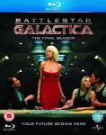 Battlestar Galactica: The Final Season Blu-ray £10.96 (using 15% off voucher) or £12.89 Delivered @ ZAVVI
