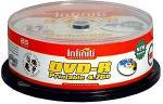 Infiniti Printable DVD-R - 25 Spindle Pack £3.70 DELIVERED @ 7dayshop