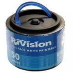 Rivison DVD-R 16x White Full Face Printable 6 x 50 Pack £36.30 @ UKDVDR