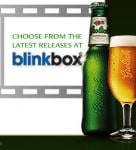 Somerfield - 4x275ml bottles of Grolsch reduced to £3 with free £2.99 Blinbox rental