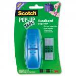 Scotch Pop Up Strips Dispenser & Refills £1 @ Tesco
