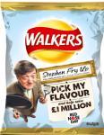 Walkers Stephen Fry Up Grab Bags 46.5g 19p @ B&M