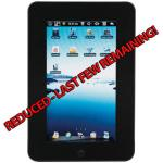 "Intempo 7"" Android Tablet PC - £100 @ TJ Hughes"
