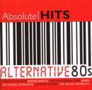 Absolute Hits: 80's Alternative (CD) - £1.75 @ Zavvi