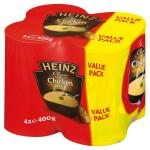 4 Pack of Heinz Tomato or Chicken Soup 4x400g £1 instore @ Iceland!