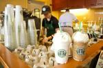 STARBUCKS *Happy Hour*! 13th-22nd May From 3pm-5pm Half Price Frappuccinos