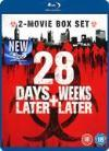 28 Days Later/28 Weeks Later 2 disc blu ray £7.85 at Zavvi