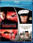 Firefox/Heartbreak Ridge 2 Movie Blu Ray Pack- PlanetAxel £11.35