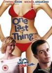 One Last Thing DVD 95p Delivered @ DVD.co.uk