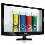 "Philips 191EL2SB 18.5"" Widescreen LED Monitor – Black £69.99 delivered @ ebay/ buy united kingdom"