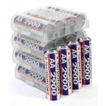 Rechargeable Ni-Mh Batteries - AA Cell Size (2900mAh) - Pack of 20 - £19.95 @ 7dayshop