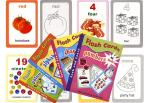 Set of 4 Flash Card boxes (alphabet, numbers, colours and shapes) including P&P only £9.90 instead of £19.96 @ Likebees