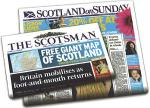 Sunday 6th/7th August - Rail Offers - e.g. Scotland to London One Way from £12.50 @ The Scotsman