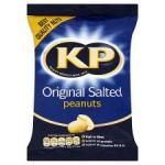 Kp Salted Peanuts 300G was £1.80 a bag now 3 for £3 @ Tesco