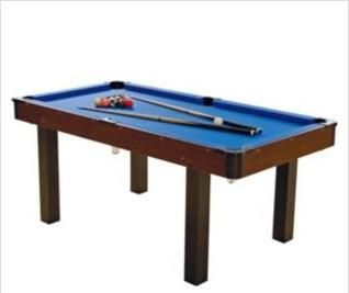 6 ft pool table with table tennis attatcment for Table tennis 99