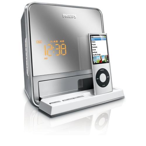 philips ipod dock and radio alarm clock currys hotukdeals. Black Bedroom Furniture Sets. Home Design Ideas