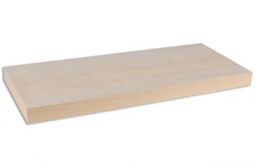 floating shelf maple 60x25cm homebase. Black Bedroom Furniture Sets. Home Design Ideas