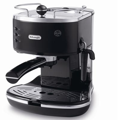 Delonghi Coffee Maker Sainsburys : Delonghi ECO310 Icona Black or Red Espresso Machine - Sainsbury s INSTORE ONLY - HotUKDeals