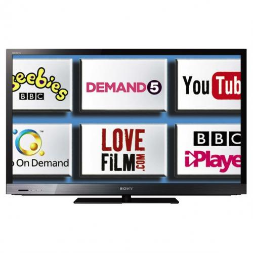 32'' HD 1080P LCD Smart TV + Freeview