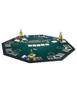 things poker table argos half price and 3. Black Bedroom Furniture Sets. Home Design Ideas