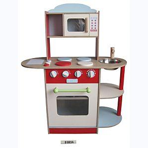wooden play kitchen asda 40 hotukdeals. Black Bedroom Furniture Sets. Home Design Ideas