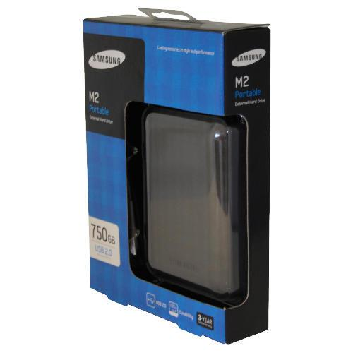 Samsung M2 750GB Portable Hard Drive - £49.97 Instore ...