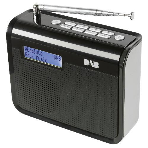 tesco 211e dab portable radio tesco hotukdeals. Black Bedroom Furniture Sets. Home Design Ideas