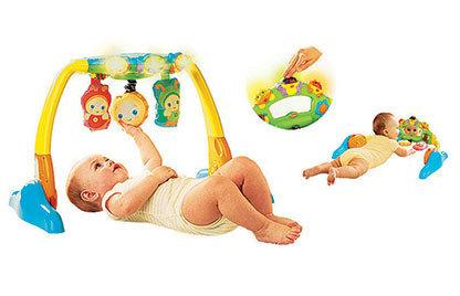 how to get baby to enjoy tummy time