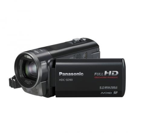 panasonic sd90 full hd 3d camcorder comet or tesco direct hotukdeals. Black Bedroom Furniture Sets. Home Design Ideas