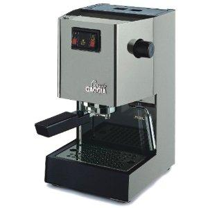 gaggia classic ri8161 coffee machine amazon. Black Bedroom Furniture Sets. Home Design Ideas