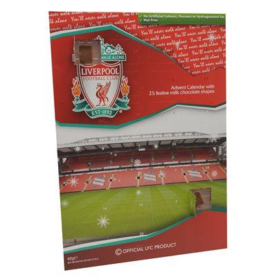 Liverpool Team Advent Calendar 10p Sports Direct