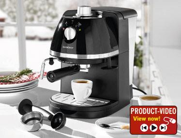 Coffee Maker From Lidl : Lidl - Espresso Machine ?39.99 - HotUKDeals