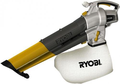 ryobi rbv3000vp 2000w electric leaf blower vacuum 59. Black Bedroom Furniture Sets. Home Design Ideas