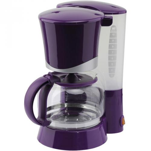NEW PROLINE KCM8P FILTER COFFEE MAKER PURPLE ?4.99 delivered @ Comet ebay - HotUKDeals