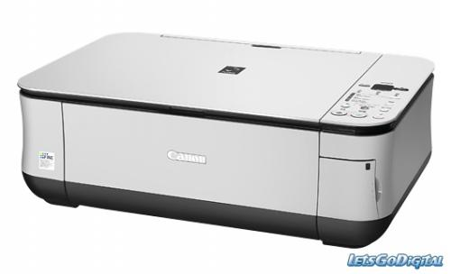 how to add canon mp250 as a scanner