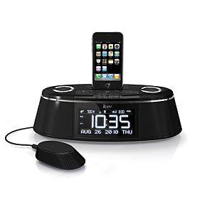 iluv imm178dab dab ipod alarm clock delivered to store asda hotukdeals. Black Bedroom Furniture Sets. Home Design Ideas