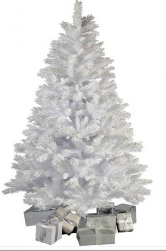 6ft white snow covered christmas tree argos was. Black Bedroom Furniture Sets. Home Design Ideas